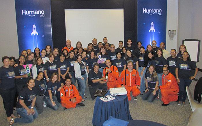 Dinámica: Apolo 13 (ARS Humano)